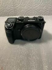 FUJIFILM GFX 50S Medium Format Mirrorless Camera