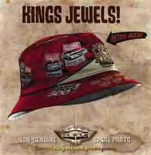 "HOLDEN BUCKET HAT ""THE LION KING"" ALL NINE BATHURST VICTORIES COMMODORE TORANA"