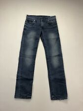 G-STAR RAW MORRIS LOW STRAIGHT Jeans - W28 L32 - Navy - Great Condition - Men's