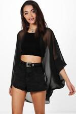 b2a4c5e0a8c78 Boohoo Black Coats, Jackets & Waistcoats for Women for sale | eBay