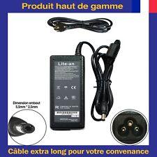 Chargeur d'Alimentation 65W Pour Toshiba PA3917U-1ACA PA3714E-1AC3 PA3467U-1ACA