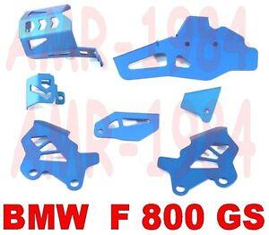 KIT PROTEZIONE IMPIANTO FRENI BMW F800GS  BMW496B  KIT BLU  F 800 GS