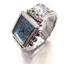 SARTEGO Women's Diamond Collection Chronograph SWISS MADE Watch SDBP397B