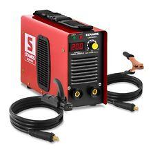 Elektroden Schweißgerät - E-Hand-Schweißgerät MMA Schweißgerät IGBT 200 A LED