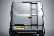 Van Guard Transit Custom 2013-On Rear Back Door Loading Ladder 5 Step Roof Rack