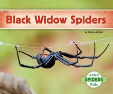 Spiders Ser.: Black Widow Spiders by Claire Archer (2014, Hardcover)