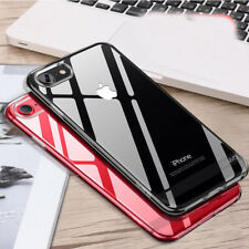 Luxury Armour Hard PC Back With Stand Cover Case for iPhone 5s XS Max 6 7 8 Plus