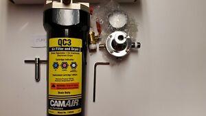 Devilbiss 130525 CamAir QC3 Desiccant Cartridge Filter and Dryer