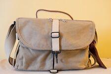 Domke F-803 Camera Satchel Bag, Ruggedwear Canvas, tan, never used