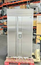 "Sub-Zero 680 42"" Stainless Steel Water/Ice Disp Refrigerator @50%Off $9,995 Msrp"