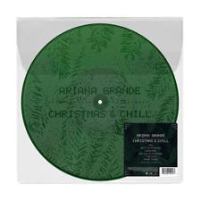Ariana Grande Christmas And Chill Exclusive RARE Green Vinyl LP w/ Bonus Track