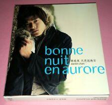 DANIEL CHAN 陈晓东 CHEN XIAO DON: 天亮说晚安 BONNE NUIT EN AURORE (2000/SIN)   CD