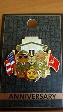 Hard Rock Cafe Pin 1st Anniversary -Checkpoint Charlie- -Neu-