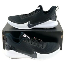 Nike Mamba Focus Black White Men's Sneakers Shoes Kobe Bryant AJ5899 002