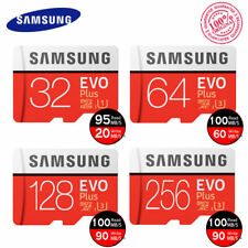 Samsung Evo Plus micro SD 64GB a estrenar