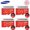 Class 10 TF 4K MicroSDHC/XC 32GB/64GB/128GB Plus Memory Card Samsung EVO