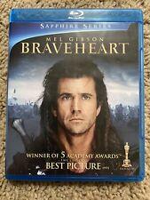 Braveheart (Blu-ray Disc, 2013, 2-Disc Set)