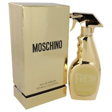 Moschino Fresh Gold Couture By Moschino 100ml Edps Womens Perfume