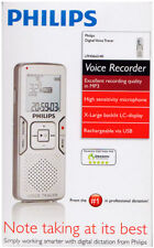 Philips Digital Voice Recorder - Nuance Dragon Certified, New Retail Box