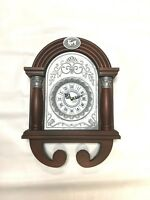 Wall Clock Antique Style - Decorative-Vintage - Unique Design - Collection