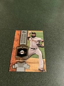 2013 Topps Chasing History #CH-32 Brian Wilson Giants $1 Shipping