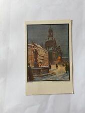 Architektur/Bauwerk Lithographien ab 1945 mit dem Thema Dom & Kirche