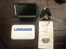 Lowrance Elite-7 Ti Touchscreen GPS Fishfinder Chart Plotter - No Transducer