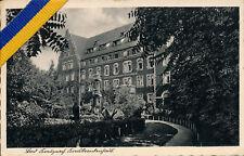 Bad Kreuznach, Circle Hospital, Postcard 1940