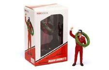 "Figure: Mario Andretti ""Winner GP France"" 1977 (TrueScale 1:18 / 13AC01)"