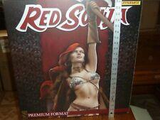 RED SONJA PREMIUM FORMAT FIGURE EXCLUSIVE Sideshow Exclusive 2013 # 2002581