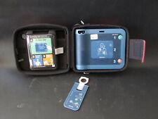 Philips HeartStart FRx AED defibrillator with Child Key & Case