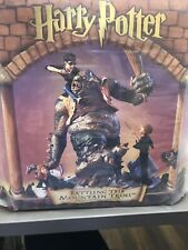 "Harry Potter Battling The Mountain Troll"" Statue/Figurine Limited 1369/5000 Mimp"