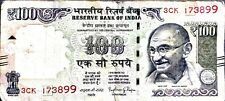 INDIA Demonitized 100 RUPEE NOTE