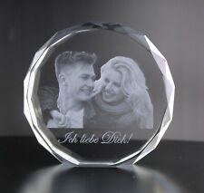 3D Glasquader I Du bist mein Heimathafen Geschenk Liebe Jahrestag Valentinstag
