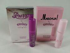 Katy Perry Purr EDP & Meow 2ml perfume spray  x 1 of each
