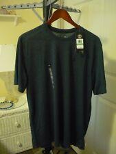 Men's Under Armour Brand New Netgear Dark Blue Athletic T Shirt Large Nwt