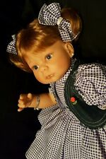 """💖""""CHRISSY"""" Lee Middleton Doll  Reva Schick Artist ~ Auburn Hair Blue Eyes💖OOAK"""