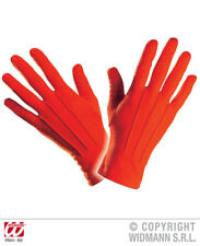 Rote Handschuhe - Paar Handschuhe in rot