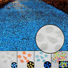 850pcs Luminous Stones Pebble For Outdoor Garden Walkway Path Aquarium Decor