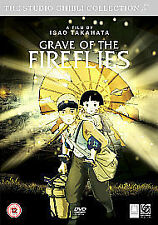 Grave Of The Fireflies (DVD, 2007)