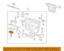 Buick GM OEM 06-11 Lucerne Front Door-Window Switch 20869850