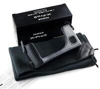 GENUINE Fujifilm Fuji BLC-XPRO2 Leather Half Case for X-PRO xpro 2 Camera