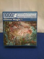 Bits And Pieces Glitter Magic 1000 Piece Puzzle (OAR29)