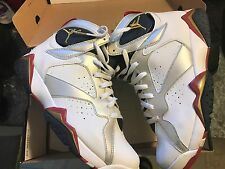 Nike Air Jordan VII 7 OLYMPIC 2004 SIZE 10