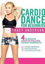 Tracy Anderson: Cardio Dance for Beginners (DVD, 2014) NEW