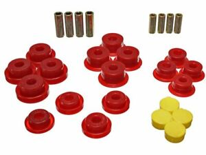 For 1997-2006 Jeep TJ Control Arm Bushing Kit Front Energy 46854VN 1998 1999