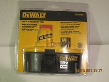 DeWALT DC9096 18V XRP-NICAD Battery Pack-2016 DATE-F/SHIP-NEW SEALED PACKAGE!!!!