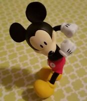 DISNEY MICKEY THE TRUE ORIGINAL 90 YEARS OF MAGIC MOUSE CLUBHOUSE FIGURE 3""