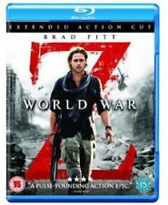 World War Z [Blu-ray] [Region Free] [DVD][Region 2]