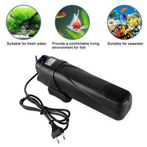 Aquarium UV Sterilisator einstellbarer Filterpumpe 8W / 9W UVC Licht  für 285L
